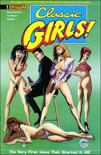 Cover Thumbnail for Classic Girls (Malibu, 1990 series) #1