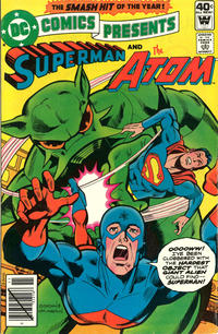 Cover Thumbnail for DC Comics Presents (DC, 1978 series) #15 [Whitman Variant]