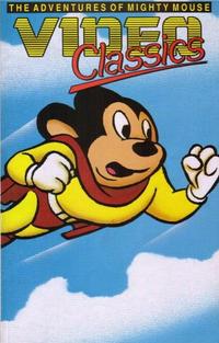 Cover Thumbnail for Video Classics (Malibu, 1989 series) #1