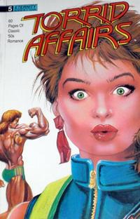 Cover Thumbnail for Torrid Affairs (Malibu, 1988 series) #5