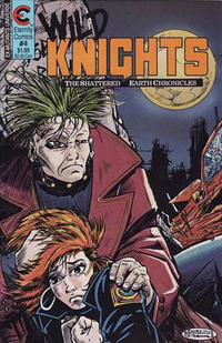 Cover Thumbnail for Wild Knights (Malibu, 1989 series) #4