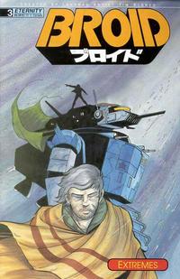 Cover Thumbnail for Broid (Malibu, 1990 series) #3