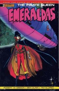 Cover Thumbnail for Emeraldas (Malibu, 1990 series) #2