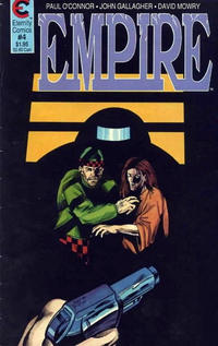 Cover Thumbnail for Empire (Malibu, 1988 series) #4