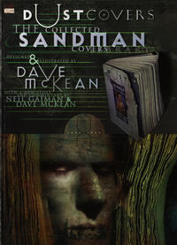 Cover Thumbnail for Dust Covers: The Collected Sandman Covers (DC, 1998 series) #[nn] [First Printing]