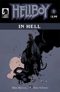 Cover Thumbnail for Hellboy in Hell (Dark Horse, 2012 series) #3