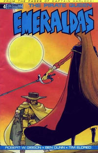 Cover Thumbnail for Emeraldas (Malibu, 1990 series) #4