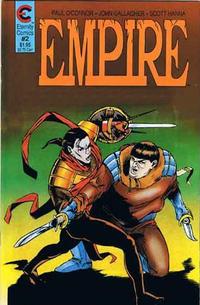 Cover Thumbnail for Empire (Malibu, 1988 series) #2