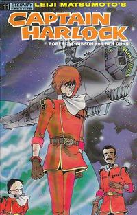 Cover Thumbnail for Captain Harlock (Malibu, 1989 series) #11