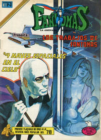 Cover Thumbnail for Fantomas (Editorial Novaro, 1969 series) #436