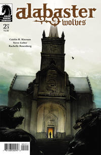 Cover Thumbnail for Alabaster Wolves (Dark Horse, 2012 series) #2