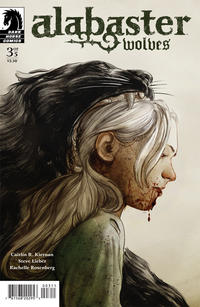 Cover Thumbnail for Alabaster Wolves (Dark Horse, 2012 series) #3