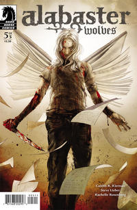 Cover Thumbnail for Alabaster Wolves (Dark Horse, 2012 series) #5