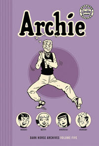Cover Thumbnail for Archie Archives (Dark Horse, 2011 series) #5