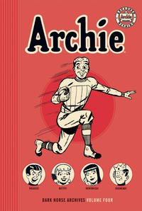 Cover Thumbnail for Archie Archives (Dark Horse, 2011 series) #4
