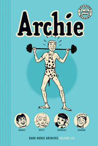 Cover Thumbnail for Archie Archives (Dark Horse, 2011 series) #6