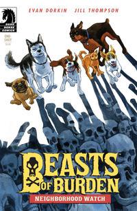 Cover Thumbnail for Beasts of Burden: Neighborhood Watch (Dark Horse, 2012 series)