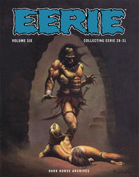 Cover Thumbnail for Eerie Archives (Dark Horse, 2009 series) #6