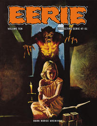 Cover Thumbnail for Eerie Archives (Dark Horse, 2009 series) #10