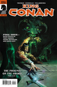 Cover Thumbnail for King Conan: The Phoenix on the Sword (Dark Horse, 2012 series) #4 [8]