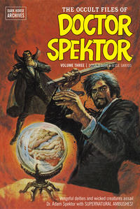Cover Thumbnail for The Occult Files of Doctor Spektor Archives (Dark Horse, 2010 series) #3