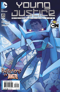 Cover Thumbnail for Young Justice (DC, 2011 series) #23