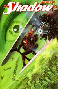 Cover Thumbnail for The Shadow (Dynamite Entertainment, 2012 series) #9 [Cover A - Alex Ross]
