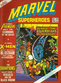 Cover Thumbnail for Marvel Superheroes [Marvel Super-Heroes] (Marvel UK, 1979 series) #361