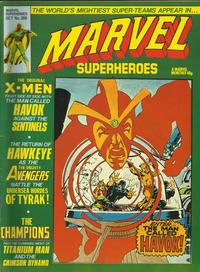 Cover Thumbnail for Marvel Superheroes [Marvel Super-Heroes] (Marvel UK, 1979 series) #366