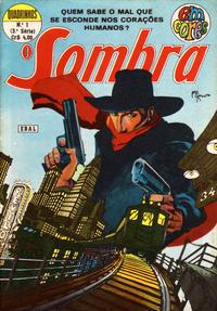 Cover Thumbnail for Quadrinhos (3ª Série) O Sombra [The Shadow] (Editora Brasil-América [EBAL], 1974 series) #1