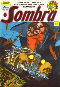 Cover Thumbnail for Quadrinhos (3ª Série) O Sombra [The Shadow] (Editora Brasil-América [EBAL], 1974 series) #3