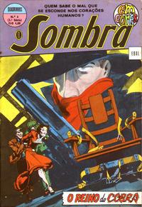 Cover Thumbnail for Quadrinhos (3ª Série) O Sombra [The Shadow] (Editora Brasil-América [EBAL], 1974 series) #4
