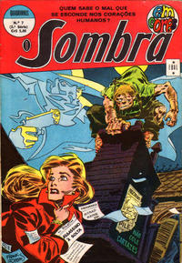 Cover Thumbnail for Quadrinhos (3ª Série) O Sombra [The Shadow] (Editora Brasil-América [EBAL], 1974 series) #7