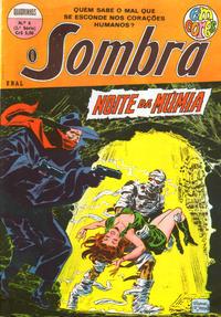 Cover Thumbnail for Quadrinhos (3ª Série) O Sombra [The Shadow] (Editora Brasil-América [EBAL], 1974 series) #8