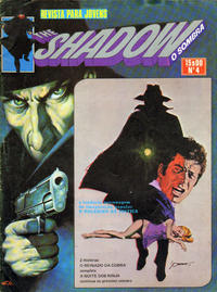 Cover Thumbnail for O Sombra [The Shadow] (Clube do Cromo, 1977 series) #4