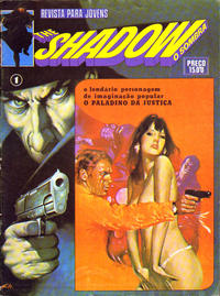 Cover Thumbnail for O Sombra [The Shadow] (Clube do Cromo, 1977 series) #1