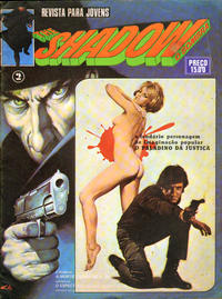 Cover Thumbnail for O Sombra [The Shadow] (Clube do Cromo, 1977 series) #2