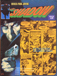 Cover Thumbnail for O Sombra [The Shadow] (Clube do Cromo, 1977 series) #3