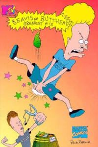 Cover Thumbnail for Beavis and Butt-Head's Greatest Hits (Marvel, 1994 series)
