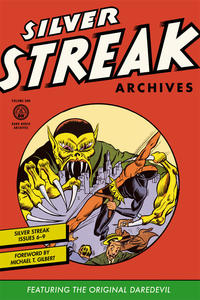 Cover Thumbnail for Silver Streak Archives Featuring the Original Daredevil (Dark Horse, 2012 series) #1