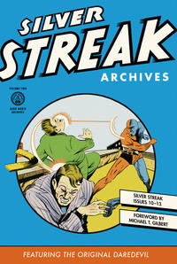Cover Thumbnail for Silver Streak Archives Featuring the Original Daredevil (Dark Horse, 2012 series) #2