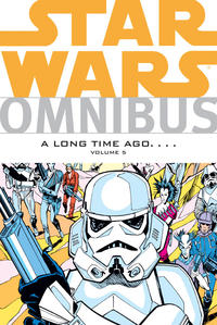 Cover Thumbnail for Star Wars Omnibus: A Long Time Ago.... (Dark Horse, 2010 series) #5