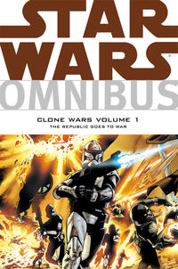 Cover Thumbnail for Star Wars Omnibus: Clone Wars (Dark Horse, 2012 series) #1 - The Republic Goes to War