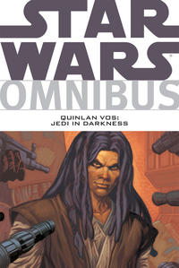 Cover Thumbnail for Star Wars Omnibus: Quinlan Vos - Jedi in Darkness (Dark Horse, 2010 series)