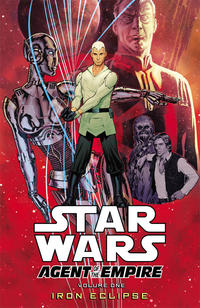Cover Thumbnail for Star Wars: Agent of the Empire (Dark Horse, 2012 series) #1 - Iron Eclipse