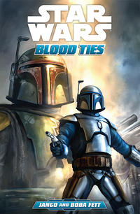 Cover Thumbnail for Star Wars: Blood Ties - Jango and Boba Fett (Dark Horse, 2011 series)