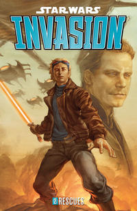 Cover Thumbnail for Star Wars: Invasion (Dark Horse, 2010 series) #2 - Rescues