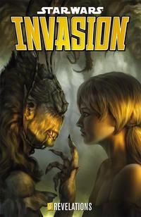 Cover Thumbnail for Star Wars: Invasion (Dark Horse, 2010 series) #3 - Revelations