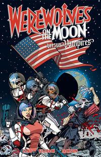 Cover Thumbnail for Werewolves on the Moon: Versus Vampires (Dark Horse, 2010 series)