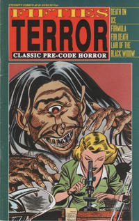 Cover Thumbnail for Fifties Terror (Malibu, 1988 series) #5